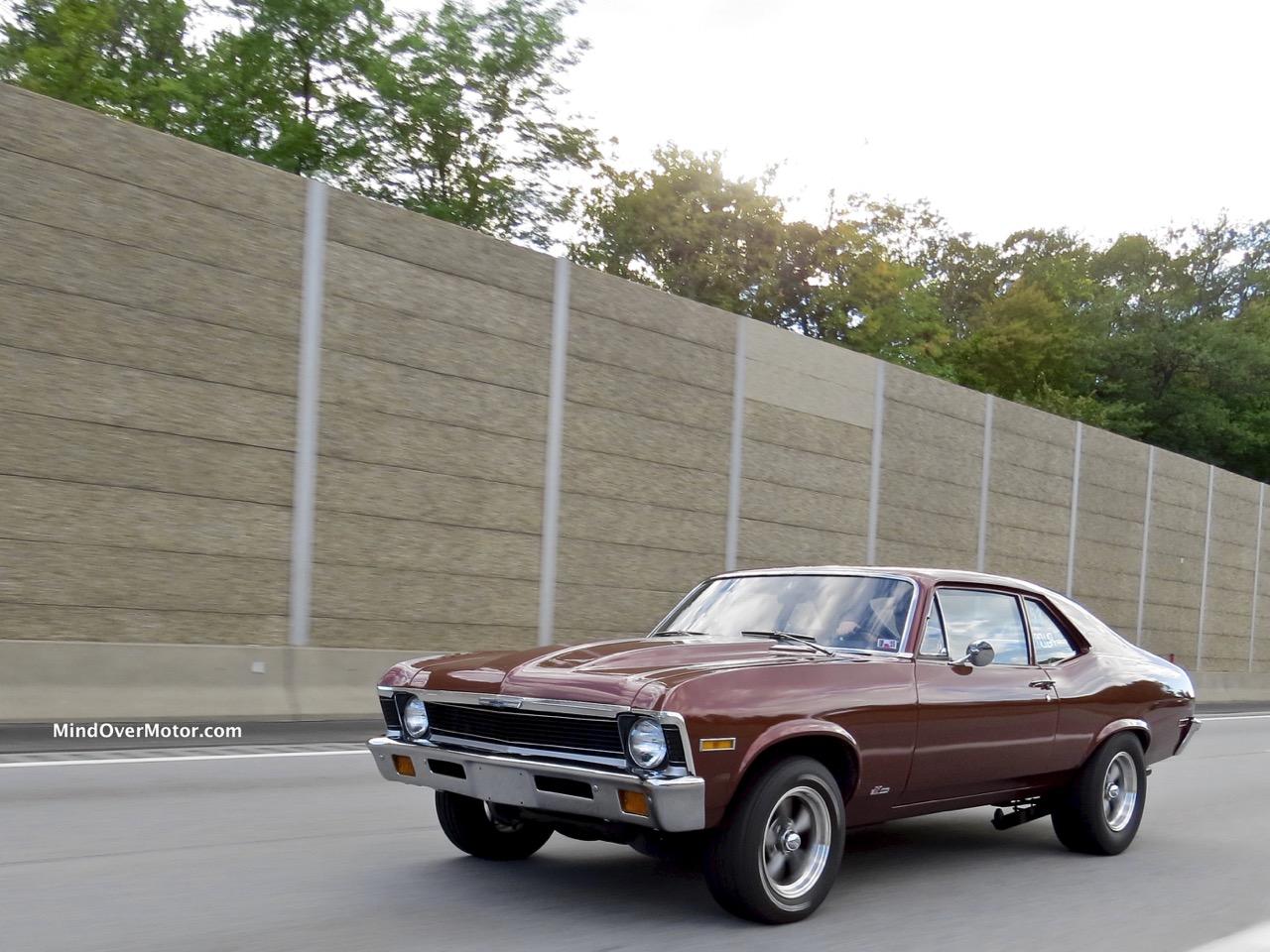 1969 Nova Mild Custom