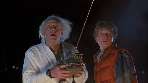 Back to the Future - screenshot 4