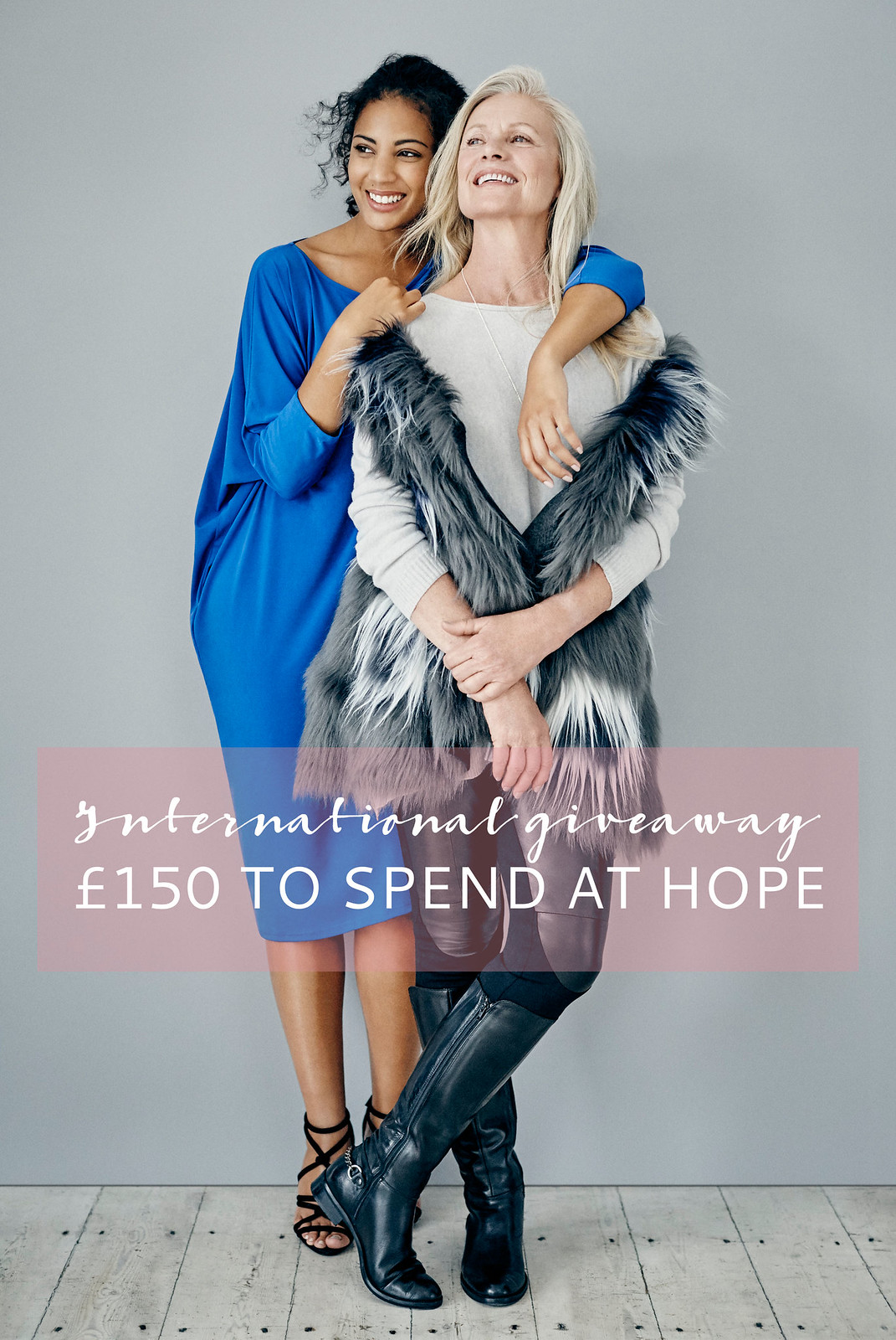 Over 40 fashion brand Hope AW15