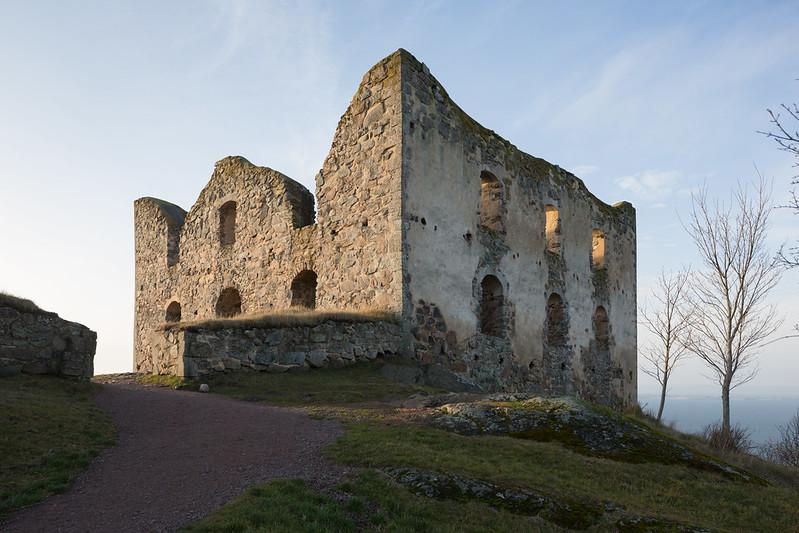 Brahehus Castle Ruins