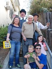 Dick Van Dyke & Friends, 2016 Music Box Steps Day