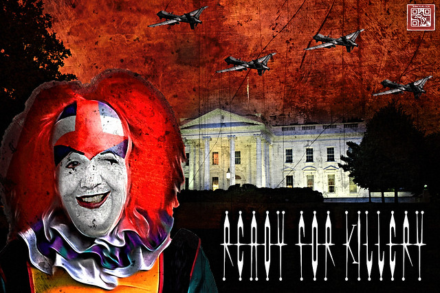 SCARY KILLERY CLOWN