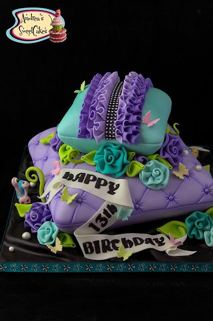 Cake by Andrea's Sweetcakes
