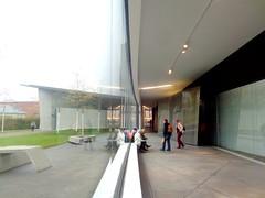 Fire Station. Zaha HADID. Vitra Campus, Weil am Rhein