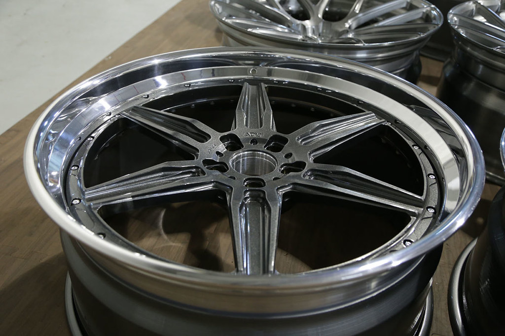 GlossAngeles - Caring For Powdercoated Wheels 1