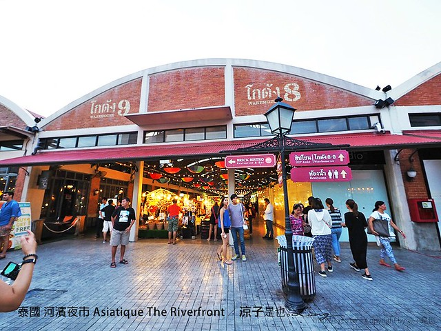 泰國 河濱夜市 Asiatique The Riverfront 81