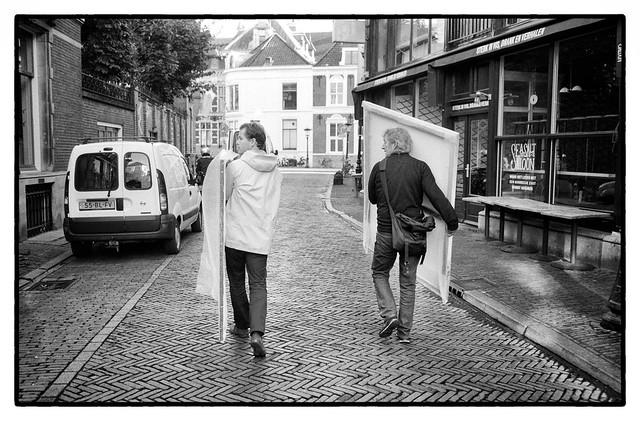 Het Wed Utrecht (NL), Pentax Program A + SMC M 2.8/35