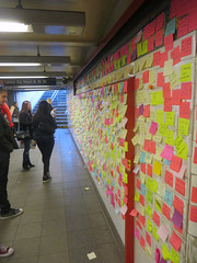 Post-It Wall I