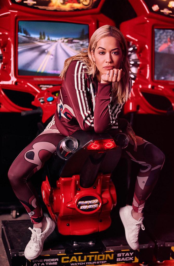 Рита Ора — Фотосессия для «Adidas» 2016 – 2
