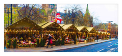 Manchester Xmas Markets 2016