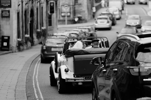 Wedding Car, Stamford