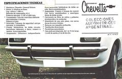 1979 Grumett fiberglass Chevette for Uruguay