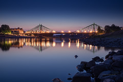 Blue Wonder - Loschwitz Bridge