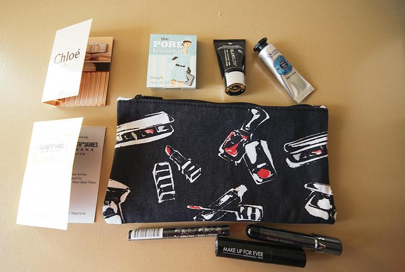 Sephora Beauty Insider Appreciation Bag