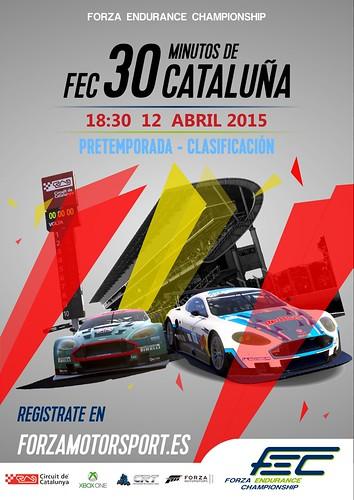 cartel cataluña
