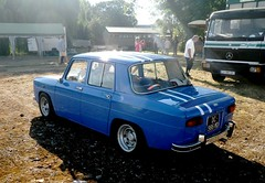 Renault R8G Gordini - Photo of Potte
