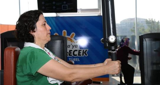 Büyükşehir'den 'Haydi spora' çağrısı (1)