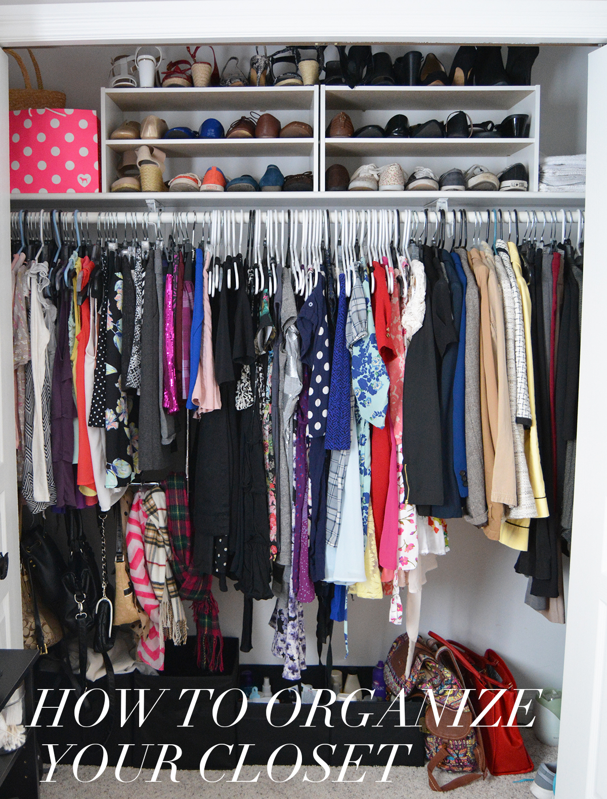 How To Organize Your Closet Like A Pro A Thing Of Beauty