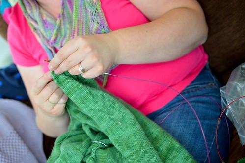 Knitting 0560