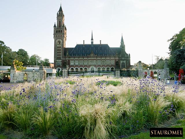Palacio de la Paz - La Haya