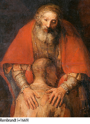 Rembrandt - Hijo pródigo