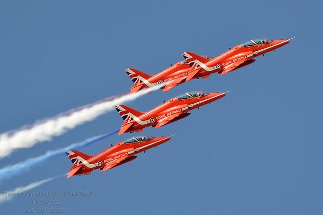 XX232 XX325 XX242 XX310 British Aerospace Hawk T.1(W)