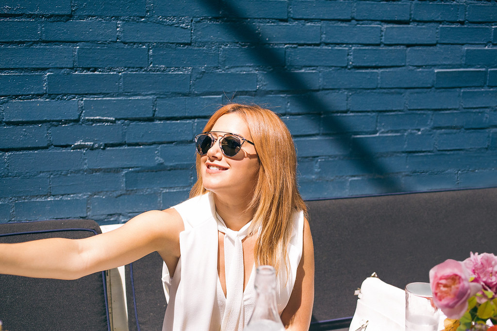 Эшли Тисдейл — Фотосессия для «Elle» 2015 – 1