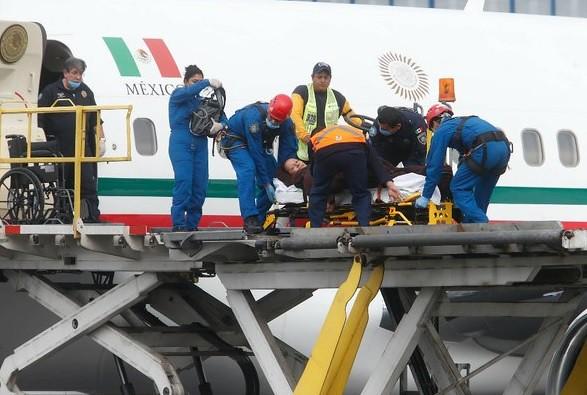 Llegan hoy cuerpos de los 8 mexicanos fallecidos en Egipto