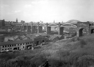 High Level Bridge, 1969