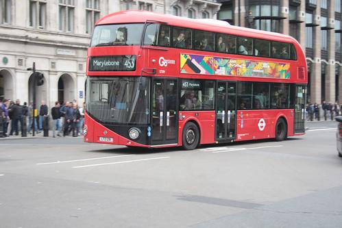 London General LT291 LTZ1291