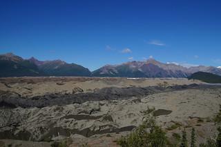 011 Wandeling Root Glacier