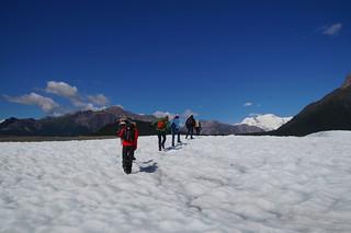 098 Op de gletsjer