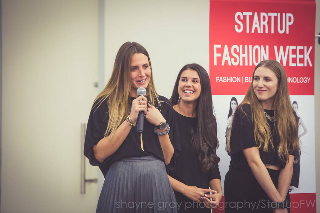 Startup Fashion Week Tech Forum