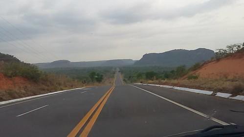 #Pé na Estrada