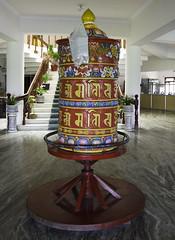 Prayer-wheel