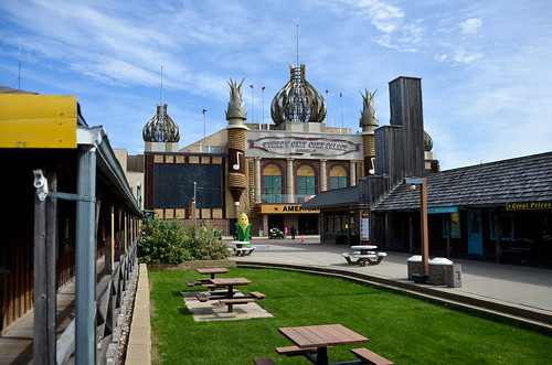 Corn Palace in Mitchell, SD