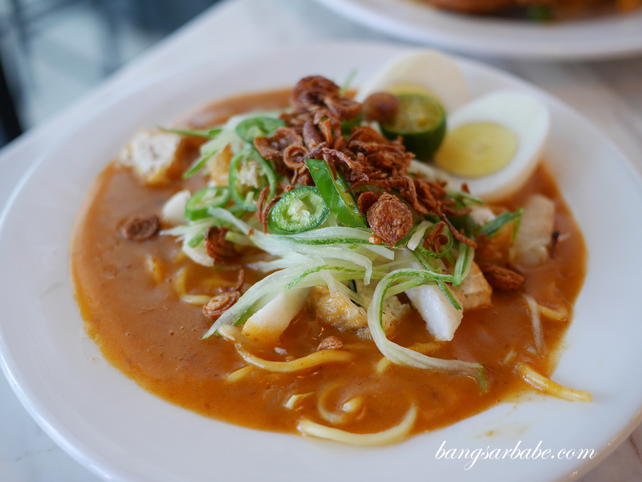 Mee Rebus Special