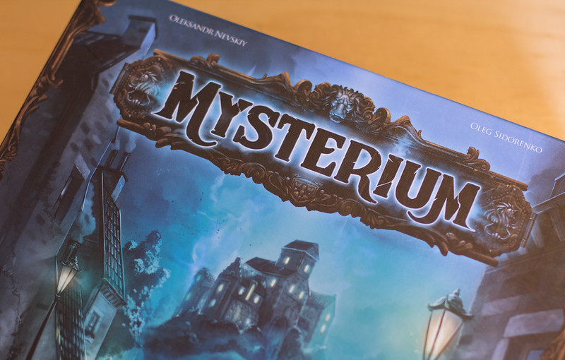 Cover-Ansicht Mysterium