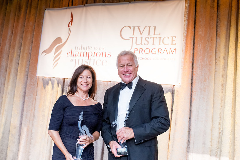 2015 Champions of Justice Tribute Dinner