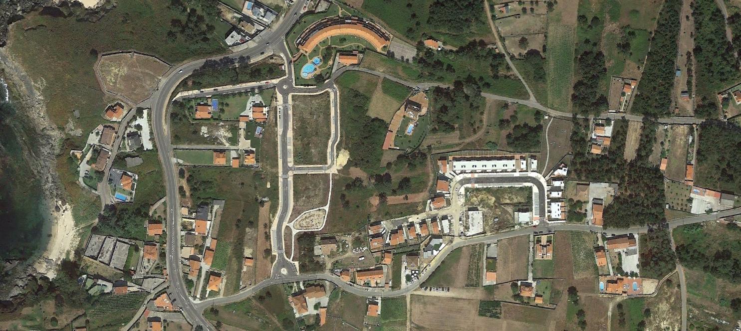 a lanzada, pontevedra, the launcher, después, urbanismo, planeamiento, urbano, desastre, urbanístico, construcción, rotondas, carretera