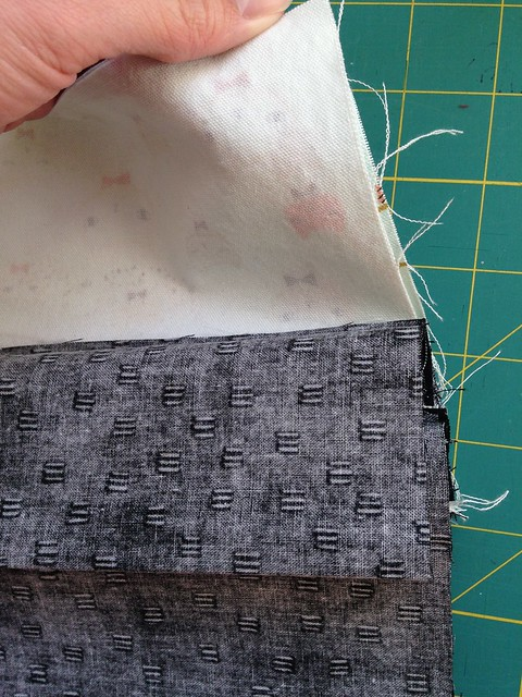 Three Zipper Pouch