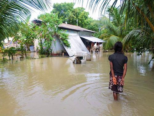 flood district disaster srilanka northern province southasia kilinochchi 365disasters