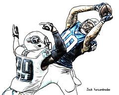 Indianapolis Colts Donte Moncrief - Tennessee Titans Perrish Cox