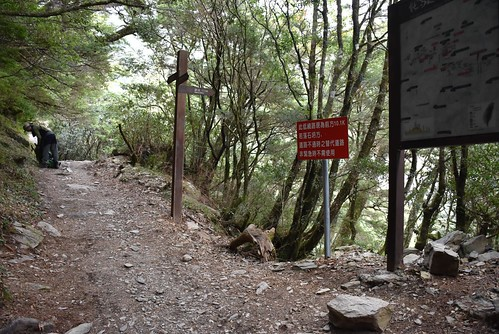 能高越嶺步道-低繞路