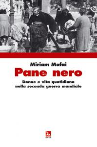Miriam Mafai Pane nero