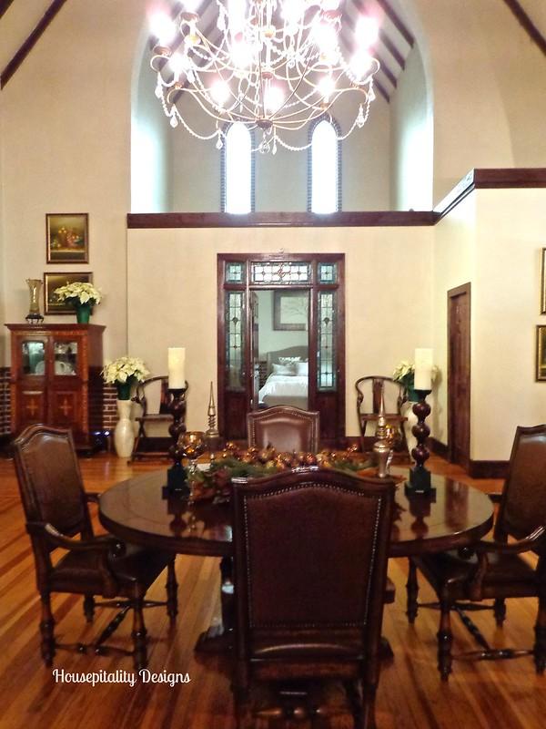 Sacred Heart Church/Home - Housepitality Designs