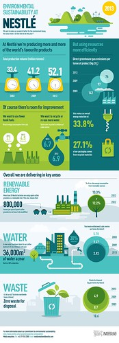 Environmental sustainability 2013