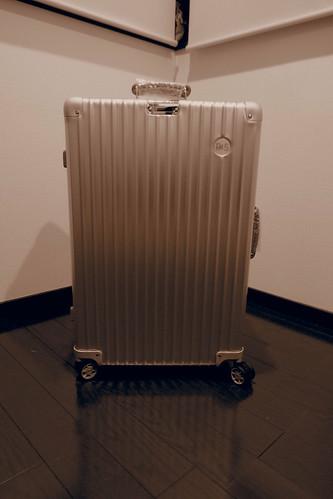 リモワ 日本上陸35周年モデルが届いたよ!