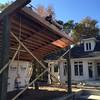 Custom Pool House, Landfall Wilmington NC (water feature prototype)