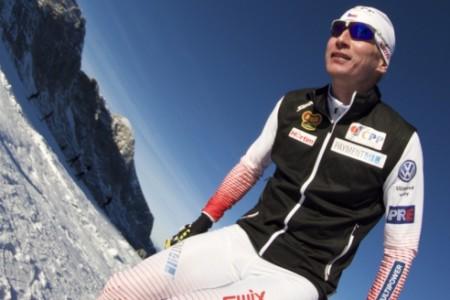 Lukáš Bauer se po zranění vrací k tréninku, chce stihnout SP v Toblachu